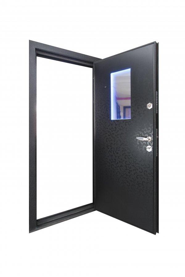 Двери со светодиодами