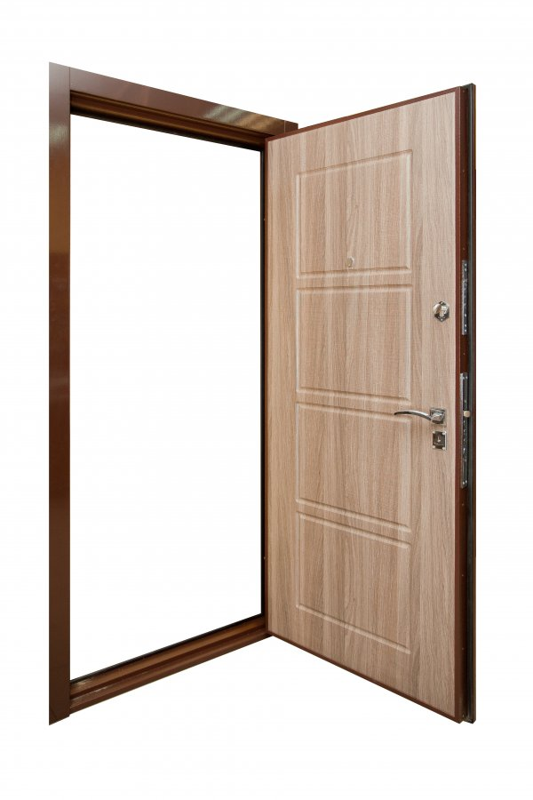 Двери с накладками МДФ
